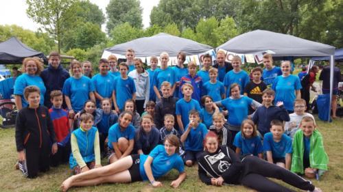 Drachenbootrennen  Juli 2017