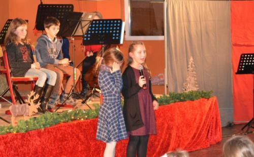 Theaterstück zu Weihnachten  Dezember 2017